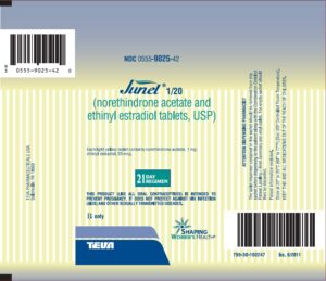 What do I need to tell my doctor BEFORE I take Junel Fe 1/20?